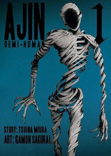 AJIN 01 DEMI-HUMAN (Ajin Demi-Human)