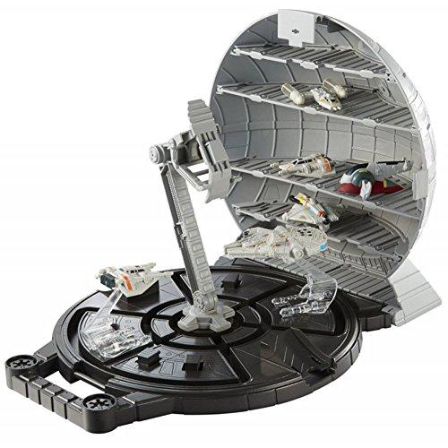 Brigamo 17328 - Star Wars Todesstern inkl. 2 Raumschiffe thumbnail