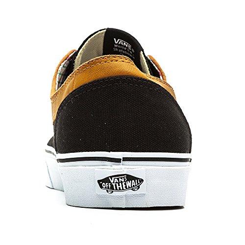Vans U BRIGATA Unisex-Erwachsene Sneakers Black