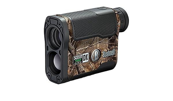 Bushnell Entfernungsmesser Jagd : Bushnell scout dx 1000 arc laser entfernungsmesser: amazon.de: kamera