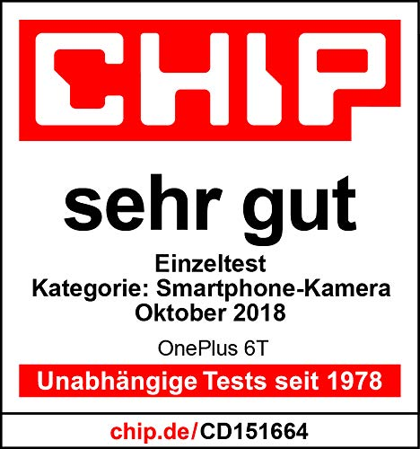 Oneplus 6t (8gb+128gb) Smartphone Mirror Black