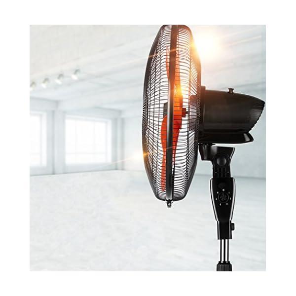 Electric-fan-Ventilador-de-suelo-Ventilador-industrial-impulsado-por-viento-industrial-Ventilador-vertical-potente-de-restaurante-Factory-Negro-440-1450-500mm