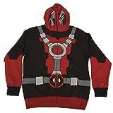 Marvel Deadpool Mr. Pool Costume Hoodie Sweatshirt | XL
