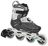 Powerslide Damen Inline-Skate VI Endorphine, Schwarz, 40, 500075/40