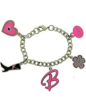 Barbie Süßes Mädchen Bettelarmband in passender Präsentbox - BJ012