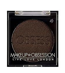 Makeup Obsession Eyeshadow, E153 Coal, 2g