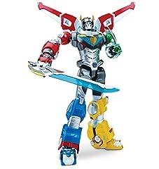 Idea Regalo - Giochi Preziosi - Voltron Personaggio Articolato con Effetti Sonori, 36 cm, VLA03011