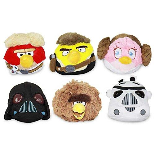 Plüsch Angry Birds Star Wars Stoffstarwars Plüschstarwars (Wars Star Angry Birds Plüsch)