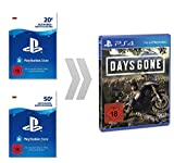 PSN Guthaben-Aufladung für Days Gone   PS4 Download Code - deutsches Konto