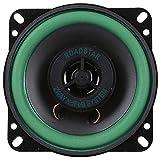 Duoying Auto-Koaxial-Lautsprecher Autolautsprecher High-End 4-Zoll-Subwoofer-Zubehör (88 dB)