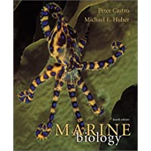 Marine Biology by Peter Castro (2002-06-14)