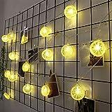 LED Lichterkette, LED String licht, Zitrone LED Kupferdraht Lichter, Wasserdicht Lichterkette, LED String Light, Festival, Hochzeit, Party, Zuhause sowie Garten, Balkon, Terrasse, Fenster