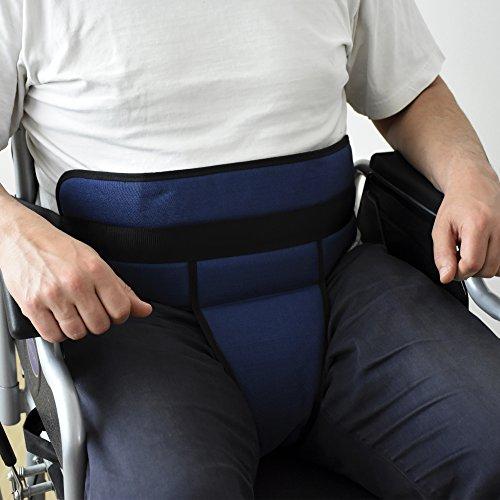 ORTONES | Rollstuhl gurt / einzige Größe Skid Proof Typ. (Gurt Rollstuhl)