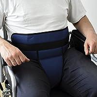 Cinturón de sujeción pélvico para silla de ruedas Talla Unica