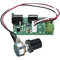 Plat Firm Regulador ajustable Ancho de pulso PWM DC Interruptor del controlador de velocidad del motor