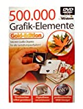 500.000 Grafik-Elemente Gold-Edition