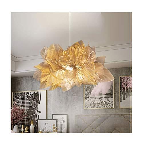 THOR-BEI-BEI - kronleuchter Mesh Kleid Mädchen Schlafzimmer Lampe warme romantische Moderne minimalistische Lampe Kronleuchter Pendelleuchte