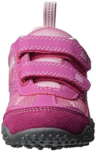 indigo by Clarks 442 187, Sneakers basses fille Rose fuchsia