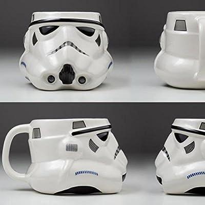 Star Wars Stormtrooper 3D Petit mug, blanc