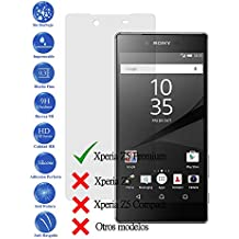 Protector de Pantalla Cristal Templado Vidrio 9H para Sony Xperia Z5 Premium - Todotumovil