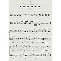 Sheet Music poster stampa artistica – a Visual guide to Musical Notation poster stampa 18 x 24 by pop chart Lab