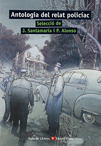 Antologia Relat Policiac (aula Lletres) (Aula de Lletres) - 9788468210391