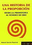 Una historia de la proporción: Desde la prehistoria al número de oro (Violeta) - 9788492493944