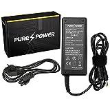 Purepower PURE⚡POWER® Laptop Netzteil für HP Envy 6-1130sb mit freie EU Stromkabel (18.5V, 3.5A, 65, 4.8-1.7)