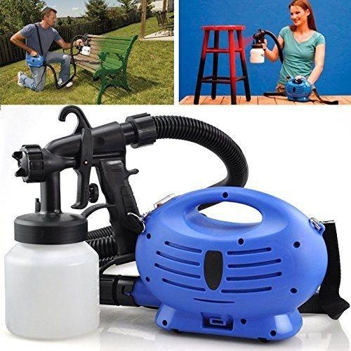 electric-paint-sprayer-fence-spray-zoom-gun-diy-tool-painting-indoor-outdoor