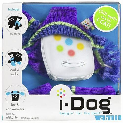 I-dog Chill Set (I-Dog Chill Purple Set)