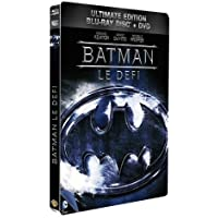 Batman, le défi - Combo Blu-Ray + DVD - Steelbook format Blu-Ray - Collection DC COMICS