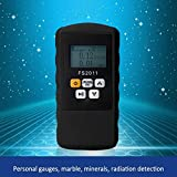 feitex 1 pcs 13 * 7 * 3cm Geiger Radiation Counter Nuclear Detector