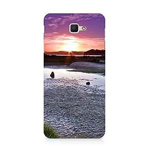 Hamee Designer Printed Hard Back Case Cover for Samsung Galaxy A7-2017 / A7 2017 Design 2930