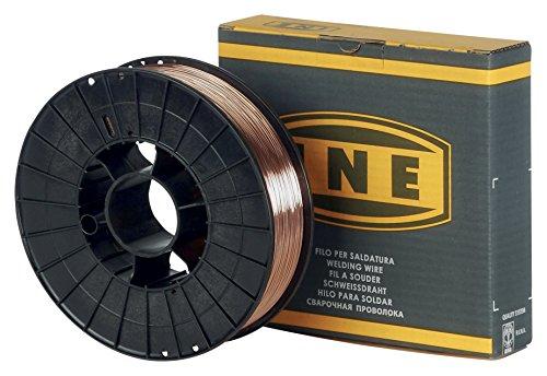 Proweltek-ine PR1030 - Alambre de soldadura de acero de la bobina/mig-mag ø 0,6 mm 5 kg