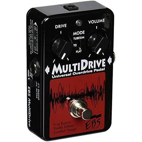 EBS MultiDrive Studio Edition · Effetto per basso elettrico