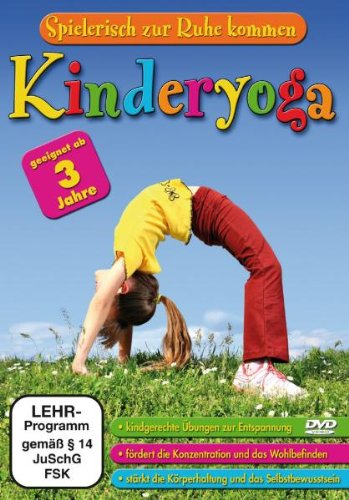 Kinderyoga – Spielerisch zur Ruhe kommen