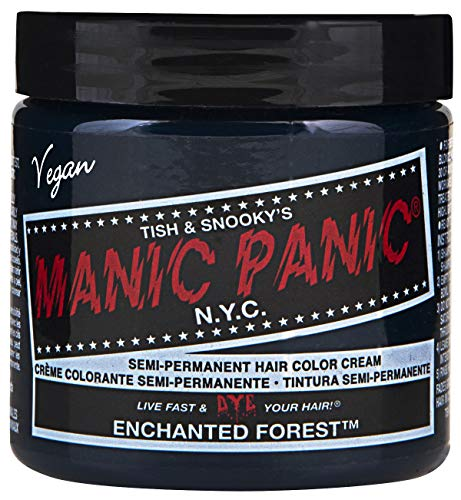 Manic Panic High Voltage Classic Creme Formel Haarfarbe 118ml (Enchanted Forest)
