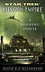 Star Trek: The Next Generation: Klingon Empire: A Burning House: