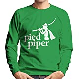 Cloud City 7 Original Pied Piper Logo Silicon Valley Men's Sweatshirt