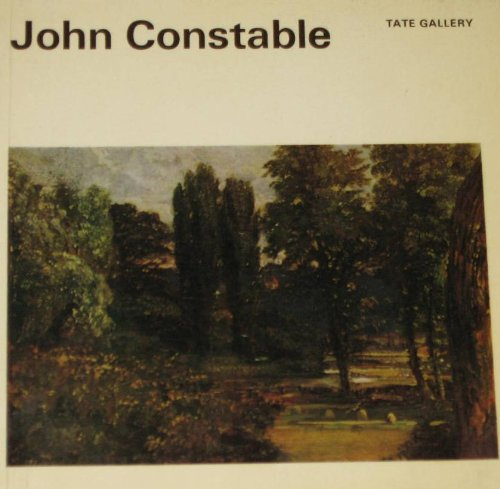 John Constable (The Tate Gallery little Book Series)