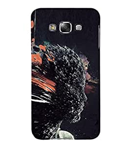 ifasho Designer Phone Back Case Cover Samsung Galaxy E7 (2015) :: Samsung Galaxy E7 Duos :: Samsung Galaxy E7 E7000 E7009 E700F E700F/Ds E700H E700H/Dd E700H/Ds E700M E700M/Ds ( Best Dad Quotes Best Dad )