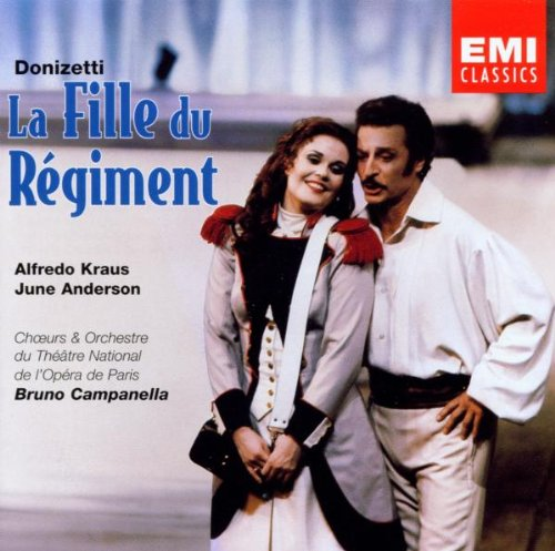 Donizetti - La Fille du Régiment
