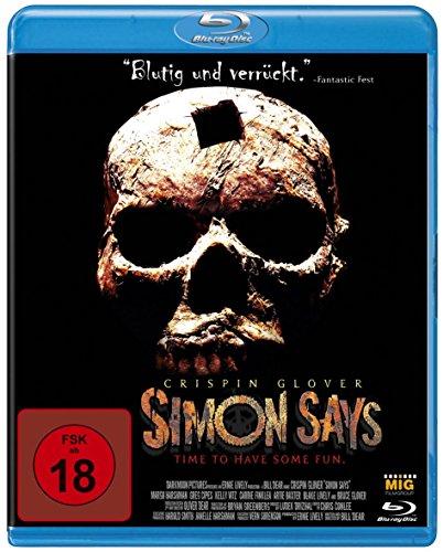 Simon Says [Blu-ray]