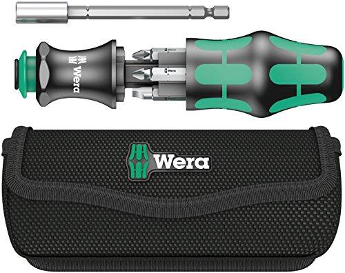 Preisvergleich Produktbild Wera 05134491001 Kraftform Kompakt 28 mit Tasche, 7-teilig