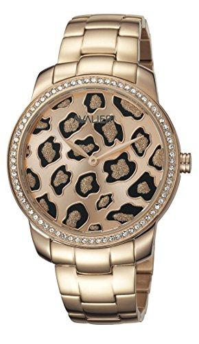 AVALIERI av1l073m0064_ rosegold-37–Uhr für Frauen, Edelstahl-Armband Rose Gold (Schweizer Rose Gold Watch)