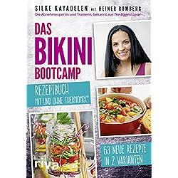 Das Bikini-Bootcamp - Rezeptbuch mit und ohne Thermomix®: 63 Rezepte in 2 Varianten (German Edition)