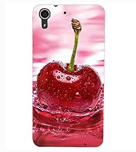 ColourCraft Beautiful Fruit Design Back Case Cover for HTC DESIRE 626