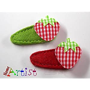 Baby Spange Erdbeere
