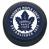 NHL Eishockey Puck Toronto Maple Leafs