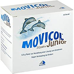 Movicol junior Schoko Beutel, 30 St.